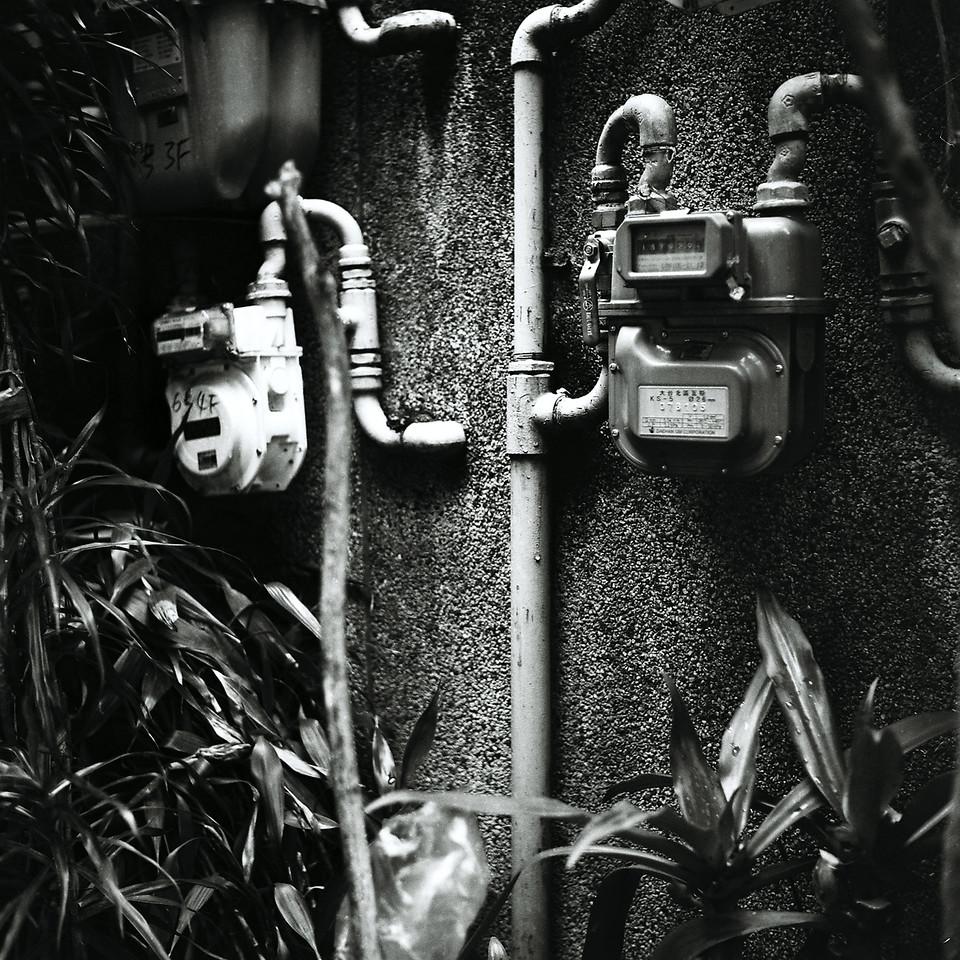 Rollei Superpan 200 - shot at EI400